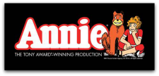 Catch Annie The Musical at the Citi Wang Theater #client