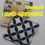 Holiday Gift Idea: Homemade Hand Warmer Tutorial and Marie Callender's Pies for Dinner