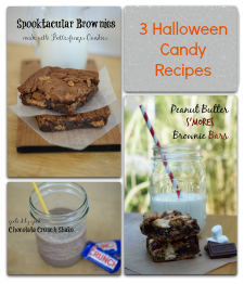 3 Halloween Candy Recipes