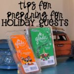 5 Tips for Preparing for Holiday Guests