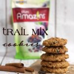 Delicious Trail Mix Cookies
