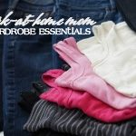 Work At Home Mom Wardrobe Essentials