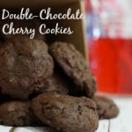 How to Make Double Chocolate Cherry Cookies