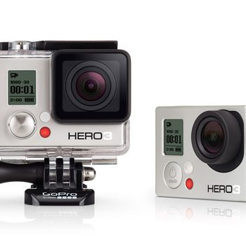 The May Reader Appreciation giveaway is open! And you have the chance to win a GoPro Hero 3! Click through to see how!