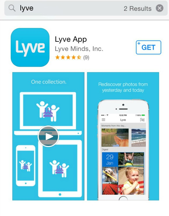 Are you a Mamarazzi photographer, too? You need the Lyve App - it syncs your photos across ALL devices. Come learn more! #MemoryLane #ad