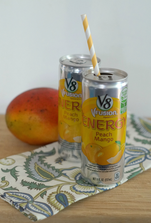 A Summer Routine for Work-at-Home Moms that Works! #V8EnergyBoost #ad