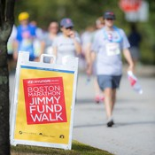 Get moving while making a difference. Join the Jimmy Fund Walk and raise money for the Dana Farber Cancer Center. #JimmyFundWalk #ad