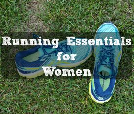 Read my running essentials for women and how to stop leaking when you run! #TryImpressa #ad