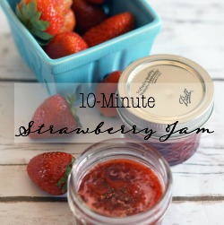 Quick Strawberry Jam: Perfect for Breakfast