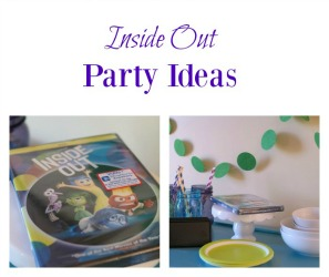 How to Fill Cupcakes and Disney's Inside Out Party Ideas