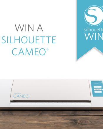 Win a Silhouette Cameo