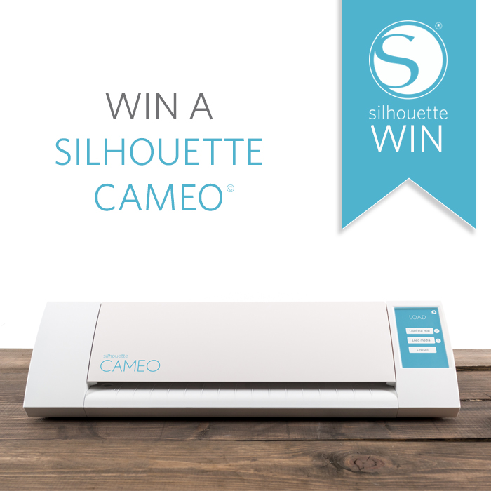 Reader Appreciation FLASH GIVEAWAY: Enter to Win a Silhouette CAMEO®