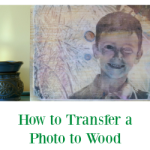 Holiday Gift Idea: Easy Photo to Wood Tutorial