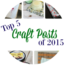 Top 5 Craft Posts of 2015