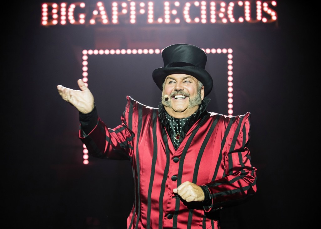 Enter to win the Big Apple Circus Ticket Giveaway today! The new Big Apple Circus show is certain to be a big hit for fans of all ages!