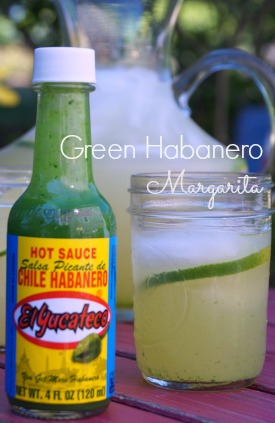 Learn how to make a delicious Green Habanero Margarita using @ElYucateco sauces and freshly squeezed lime juice. #KingOfFlavor AD