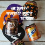 DIY Beverage Koozie Tutorial