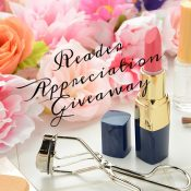 Win a $500 Target OR Sephora gift card in the reader appreciation fall giveaway!