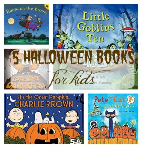 5 Awesome Halloween Books for Children