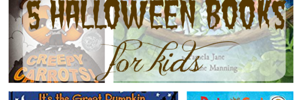 Looking for the best Halloween Books for Children? Check out this great list of Halloween Books to get your kids into the Halloween spirit! ad
