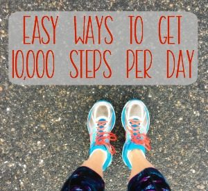 10000 Steps Per Day The Easy Way
