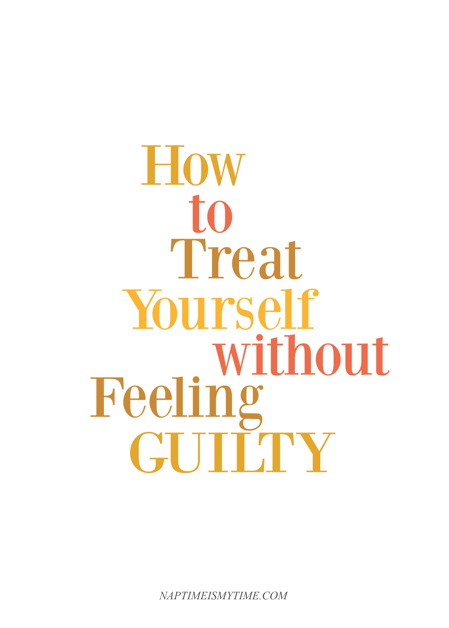 As a busy entrepreneur, it can be a challenge to treat yourself without feeling guilty. Today, I'm sharing tips to do just that!