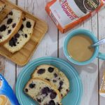 Quick and Easy Blueberry Vanilla Bread