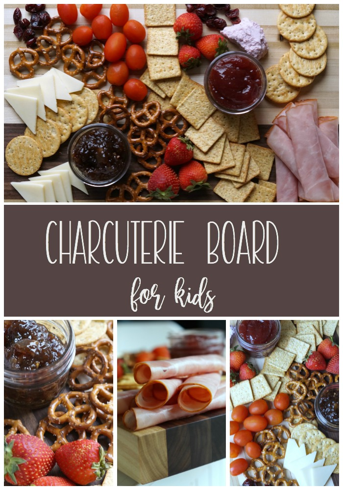 Looking For An Easy Back To School Snack Your Kids Make This Charcuterie Board