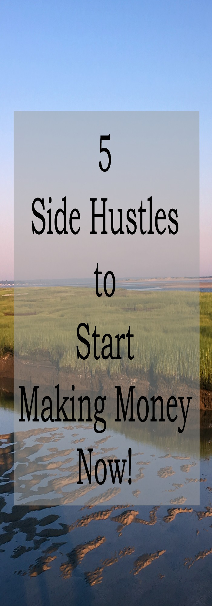 Looking for a way to increase your income? Check out these great side hustles to make money now!