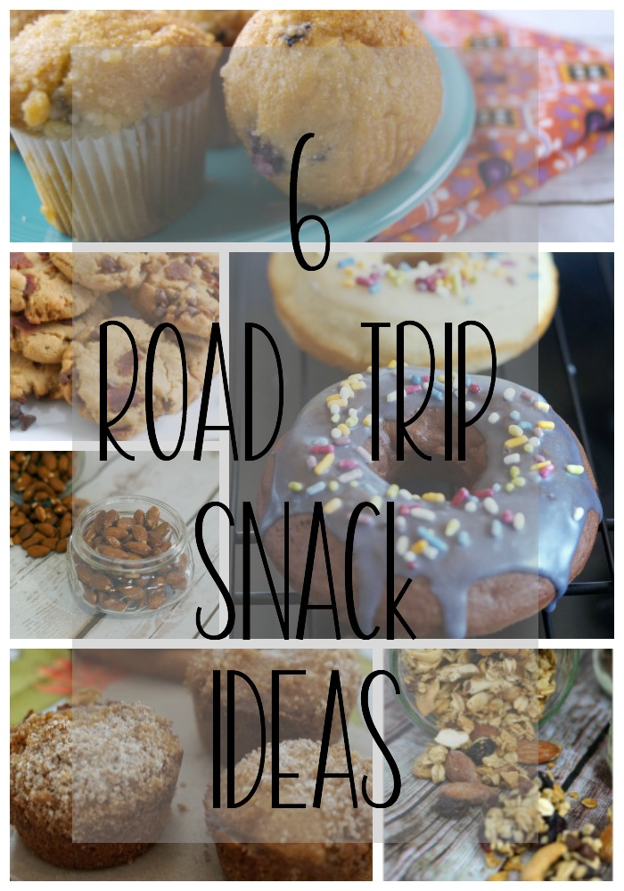 Planning a family road trip soon? Check out these fun road trip snack ideas to save you time and money on your road trip!