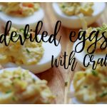 Delicious Crab Deviled Eggs Recipe