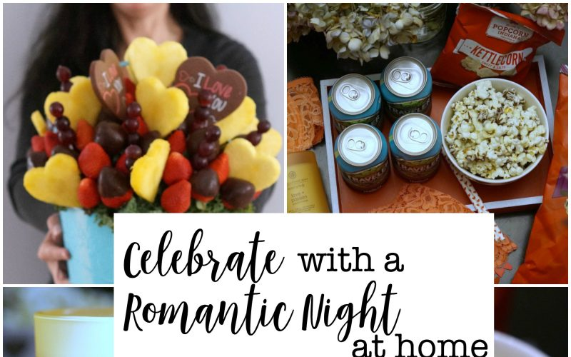 Celebrate a Romantic Night at Home