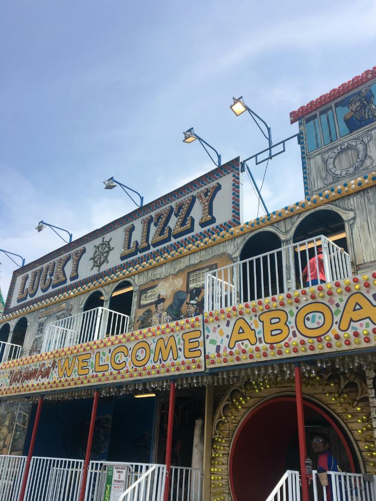 Marshfield Fair Fun House